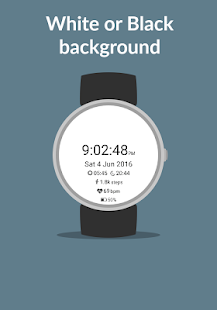 Athletica WatchFace Pro Screenshot