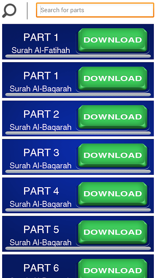 Islamic App Production- screenshot