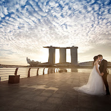 Wedding photographer Sam Tan (depthofeel). Photo of 13.02.2015
