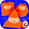 Toddler Learning Games Ask Me Shape Games for Kids icon