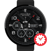Galahad watchface by Excalibur
