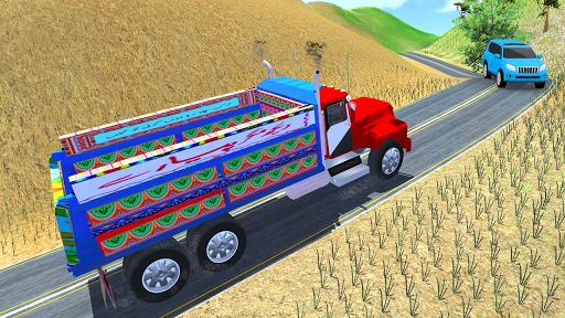 Cargo Indian Truck 3D 1.0 screenshots 14
