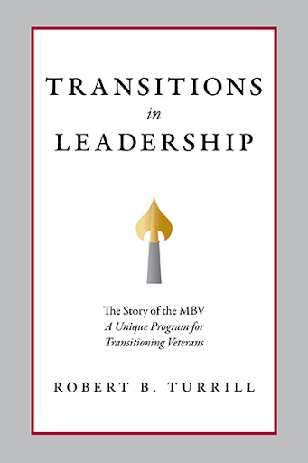 Transitions in Leadership cover