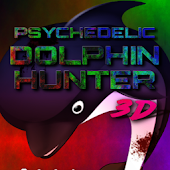 Psychedelic Dolphin Hunter 3D