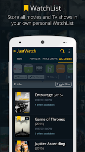 JustWatch – The Streaming Guide for Movies & Shows 5