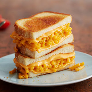Grilled Cheese KD Sandwich