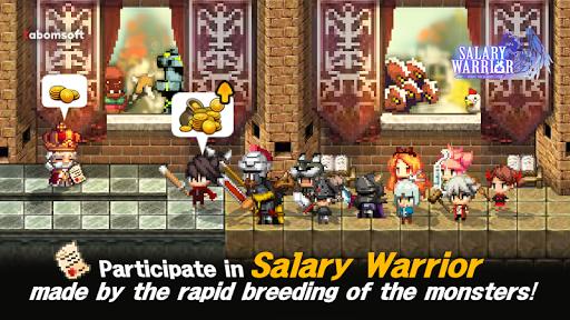 Télécharger Salary Warrior[REBOOT] APK MOD (Astuce) screenshots 4