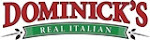 Logo for Dominick's Real Italian