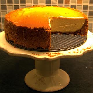 Applewood Smoked Cheesecake.