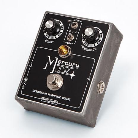 Spaceman Mercury IV Germanium Harmonic Boost Ruined