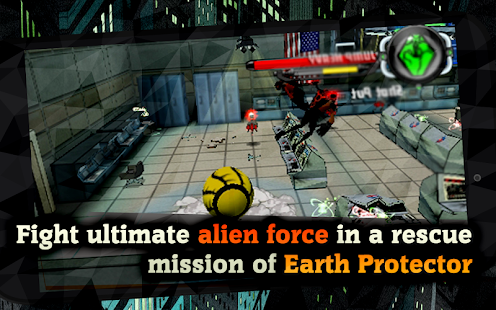 Game Alien Force War: Earth Protector APK for Windows Phone