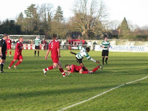 Photo: 24/01/09 v Worthing (IL1S) 1-1 - contributed by Leon Gladwell