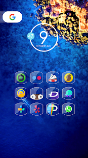 Porent - Icon Pack Screenshot