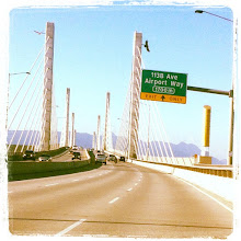 Photo: Golden Ears Bridge between Maple Ridge and Pitt Meadows #intercer #bridge #architecture #water #river #blue #sky #nature #instanature #cars #beautiful #pretty #street #road #city #scene #scenery #britishcolumbia #canada - via Instagram, http://instagr.am/p/QDxOvMJfjK/