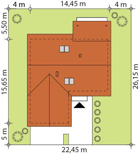 Abra 5 - Sytuacja