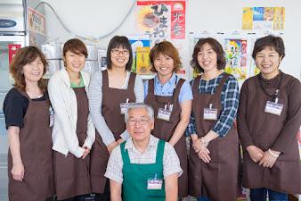 みのりっち北竜の宮田店長とスタッフのお母さん