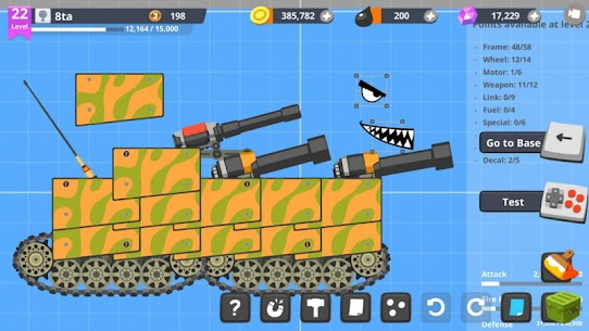 Super Tank Rumble Apk MOD (Unlimited Money) 7