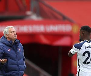 Grosse altercation entre Mourinho et Aurier?