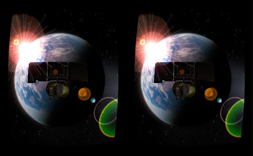 Real Spaceships VR- screenshot thumbnail