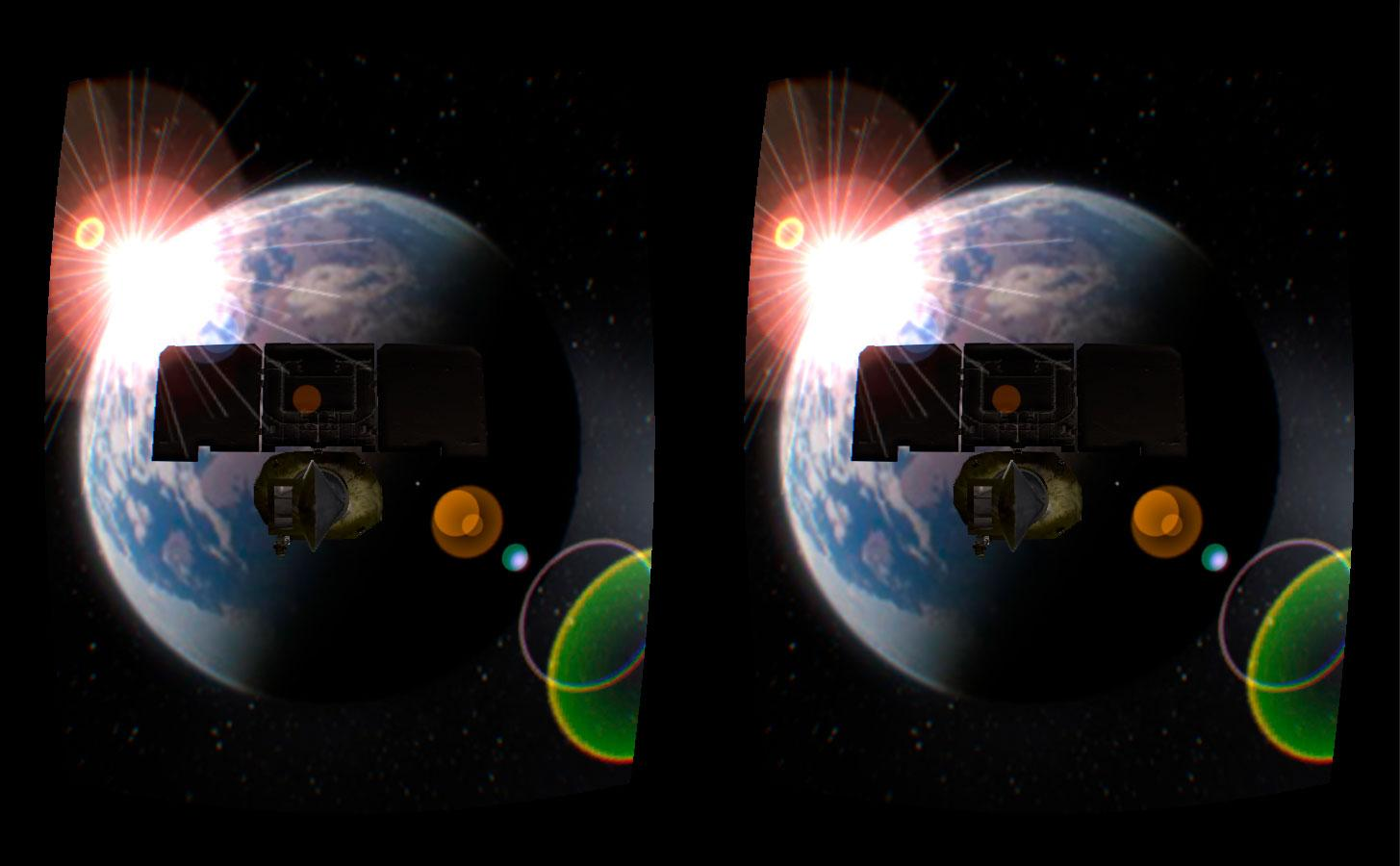 Real Spaceships VR- screenshot