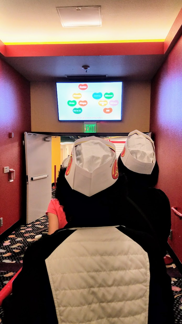 Jelly Belly Factory Tour in Fairfield, California