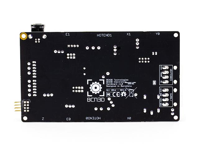 BCN3D Main Electronics Board