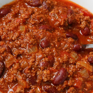 Healthy Crock Pot Ground Beef Chili Recipes
