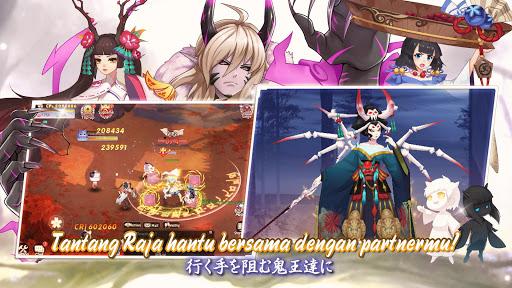 Scroll of Onmyoji: Sakura & Sword 19.1.6 screenshots 3