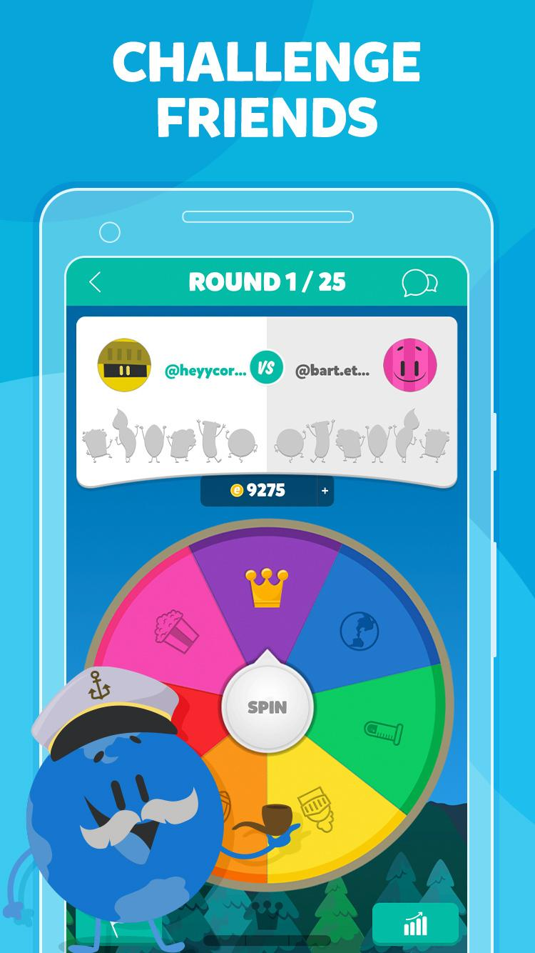 Trivia Crack (MOD, Unlimited Lives, Gems) 2