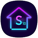 SO S10 Launcher for Galaxy S,  S10/S9/S8 Theme icon