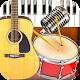 Band Rock (Bateria,piano,guitarra,baixo,microfone) para PC Windows