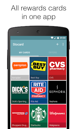 Stocard - Rewards Cards Wallet 5.3.3 screenshot 249258