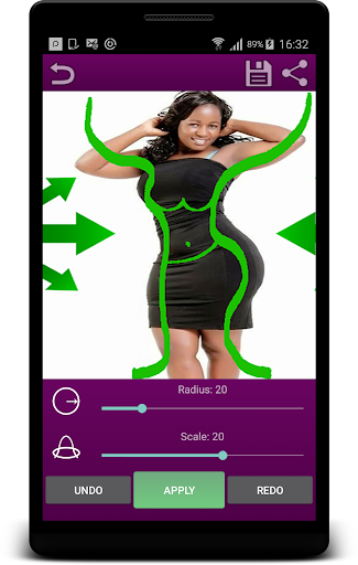 Body Shape Editor - Plastic Surgeon  screenshots 1