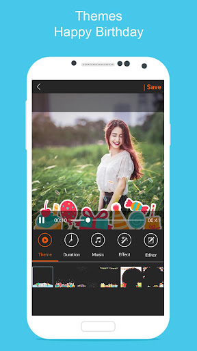 玩免費遊戲APP|下載Happy Birthday Video Maker app不用錢|硬是要APP
