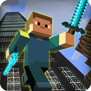 Diverse Block Survival Game for PC and MAC