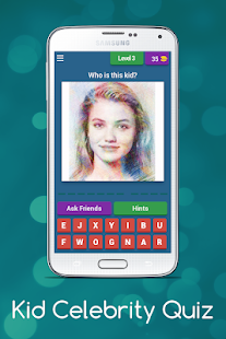 Download Kid Celebrity Quiz For PC Windows and Mac apk screenshot 4