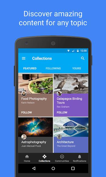 Google+ for G Suite screenshot 1