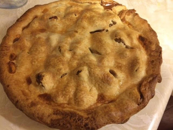 Flakey Apple Pie Recipe