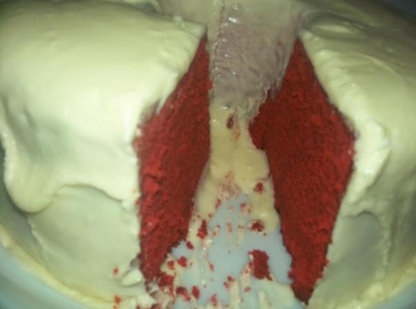 Red Velvet Pound Cake Recipe