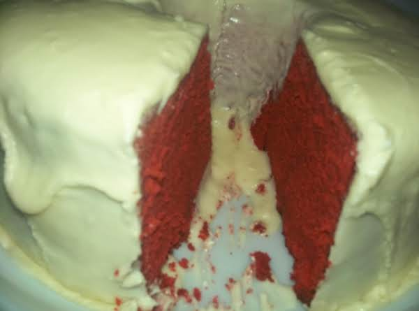 Red Velvet Pound Cake Recipe