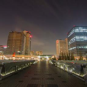 TOKYO CITY by Irfan Maulana - City,  Street & Park  City Parks
