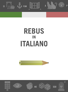 Rebus in italiano- screenshot thumbnail