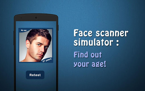 Face Scanner : What Age