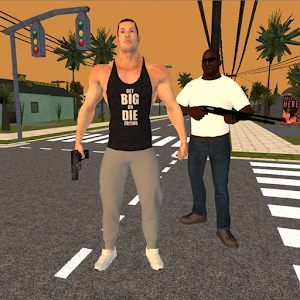 Crime in San Diego: grand gang for PC and MAC