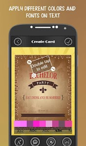 Bachelor Party Invitation v1.0.2