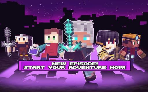 Block Survival Craft:The Story 0.2.7 screenshots 1