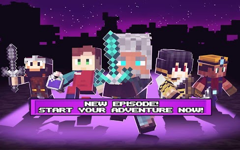 Block Survival Craft:The Story 0.2.7 Latest MOD Updated 1