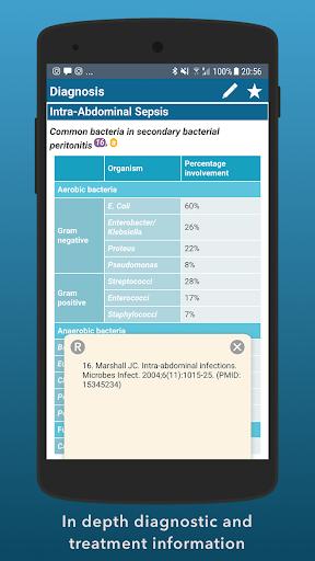Sepsis Clinical Guide screenshots 3