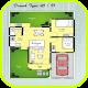 Denah Rumah type 45 Minimalis (app)