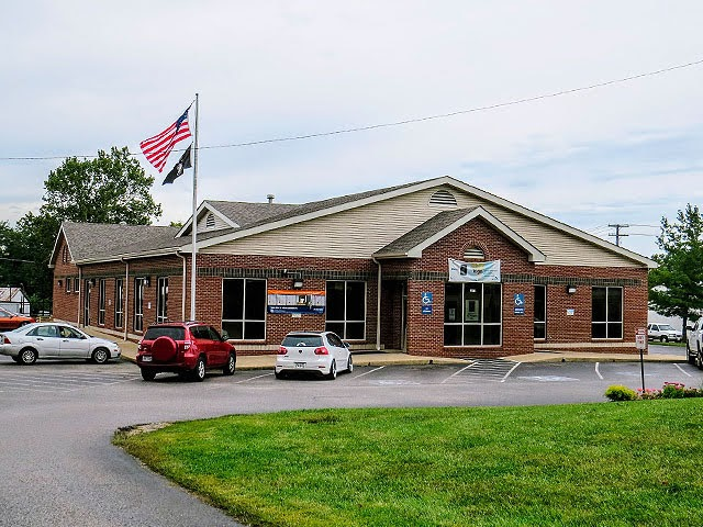 Zane Street post office